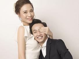 Cường Đô La - Đàm Thu Trang rủ nhau làm điều đặc biệt lúc nửa đêm trước thời khắc cử hành hôn lễ