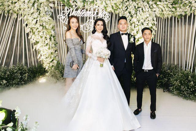 Diệp Lâm Anh bất ngờ bị cắt vai phù dâu sát thềm đám cưới Cường Đô La và Đàm Thu Trang-7