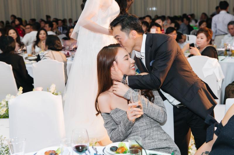 Diệp Lâm Anh bất ngờ bị cắt vai phù dâu sát thềm đám cưới Cường Đô La và Đàm Thu Trang-9