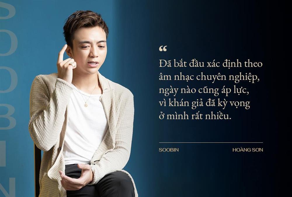 Soobin Hoàng Sơn: Sống trong ánh hào quang, người ta dễ nghĩ quẩn-2