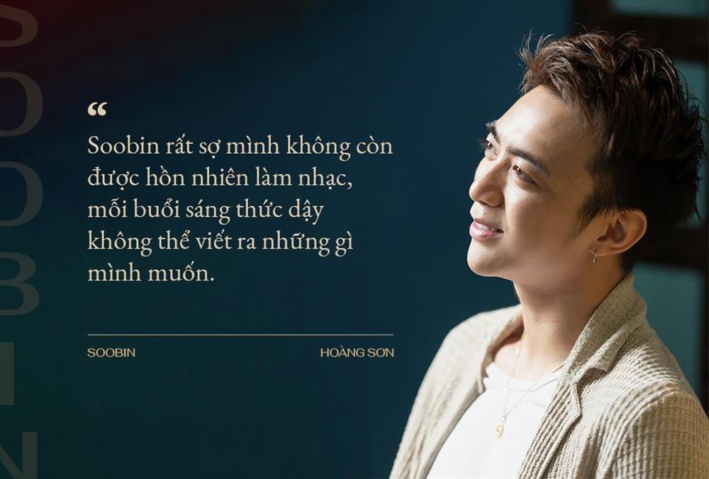 Soobin Hoàng Sơn: Sống trong ánh hào quang, người ta dễ nghĩ quẩn-6