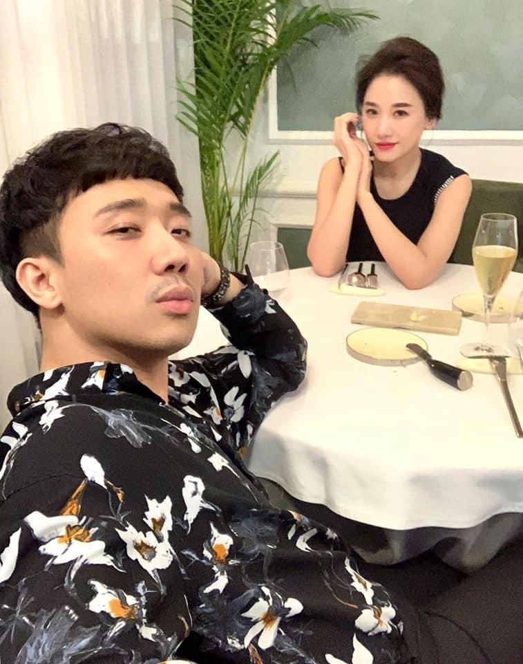 Trấn Thành và Hari Won tố tội nhau chỉ vì... một bữa ăn-1