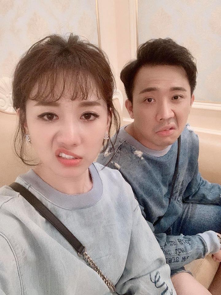 Trấn Thành và Hari Won tố tội nhau chỉ vì... một bữa ăn-2