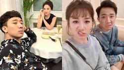 Trấn Thành và Hari Won 'tố tội' nhau chỉ vì... một bữa ăn