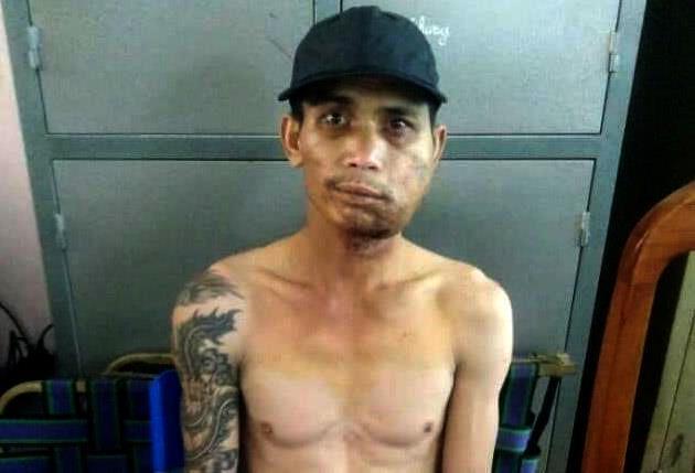 Nghi phạm dùng súng AK bắn bạn gái bị bắt khi trốn ở Đà Nẵng-1
