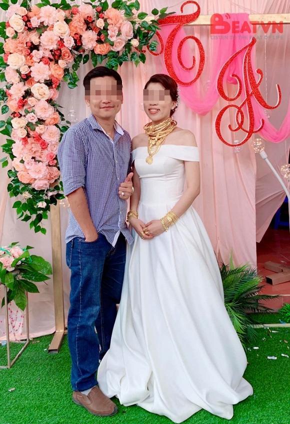 Dân mạng choáng váng với của hồi môn tính vội cũng được hơn 1kg vàng của cô dâu trẻ ở Trà Vinh-5