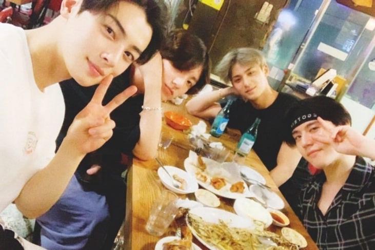 Jo In Sung tiết lộ thói quen du lịch hài hước của hoàng tử Châu Á Lee Kwang Soo-2