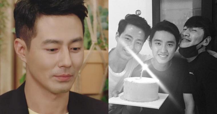Jo In Sung tiết lộ thói quen du lịch hài hước của hoàng tử Châu Á Lee Kwang Soo-1