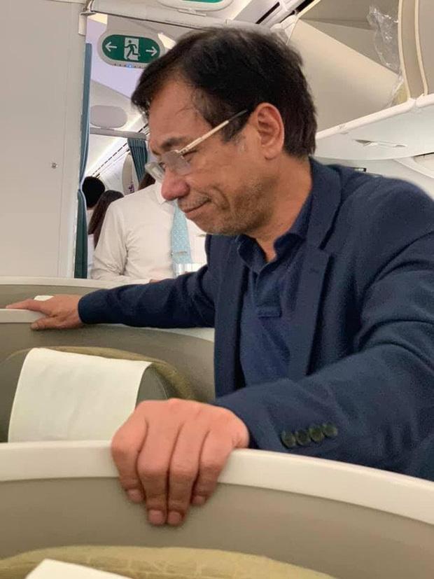 Đại gia bị tố sàm sỡ cô gái trên máy bay Vietnam Airlines: Anh… vấp té rồi bám lên thành ghế-1