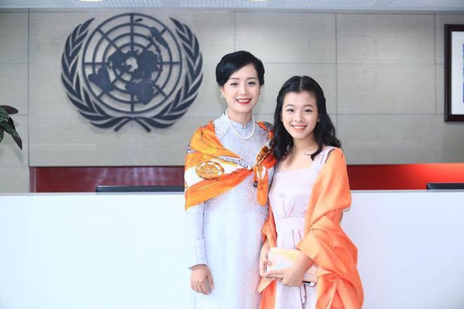 Bất ngờ trước ngoại hình đẹp chuẩn mỹ nhân tương lai của con gái út nghệ sĩ Chiều Xuân-2