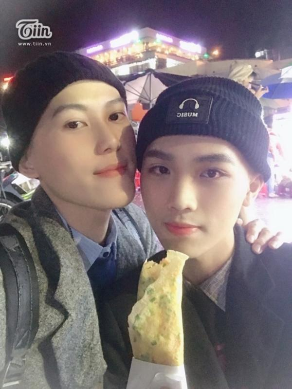 Chuyện tình ngổ ngáo, cạo trọc đầu để vượt qua biến cố của cặp LGBT Sài thành-5