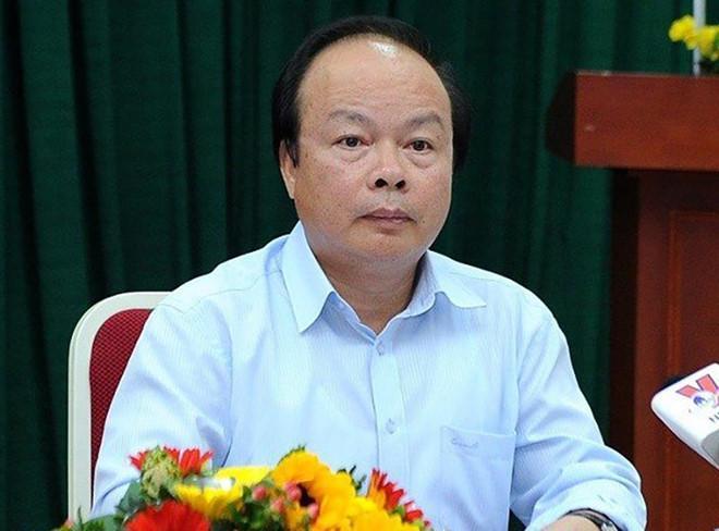 Thủ tướng kỷ luật cảnh cáo Thứ trưởng Huỳnh Quang Hải-1