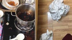 Thuê homestay nấu cháy nồi, lấy khăn tắm lau bếp, rác thải đầy sàn bị chủ đòi bồi thường, nhóm 2k1 không trả còn lên mạng tố ngược