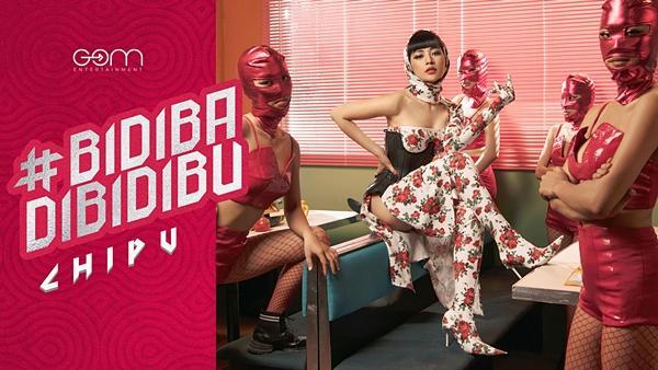 Chi Pu comeback với hình tượng như ninja lead cùng lời hát giống niệm thần chú-1