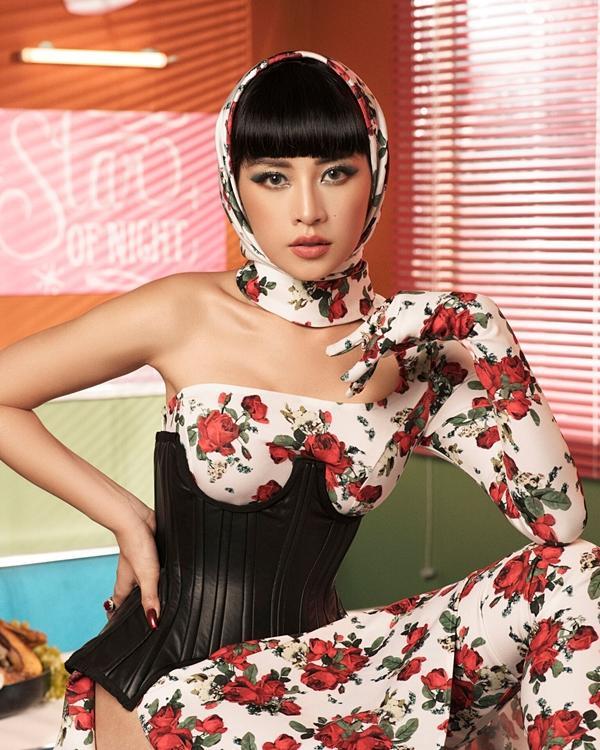 Chi Pu comeback với hình tượng như ninja lead cùng lời hát giống niệm thần chú-5