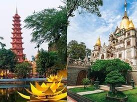 2 ngôi chùa Việt Nam lọt vào danh sách đẹp nhất thế giới