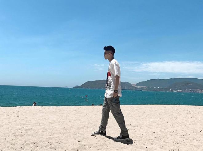 Săm soi gu thời trang sành điệu của em trai Sơn Tùng M-TP-1