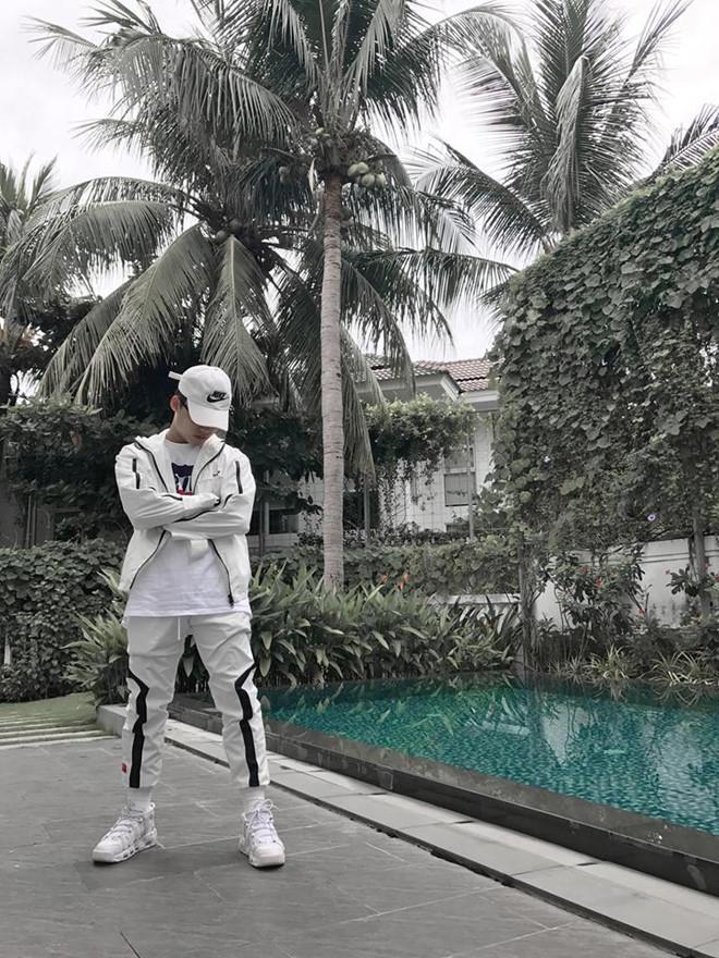 Săm soi gu thời trang sành điệu của em trai Sơn Tùng M-TP-2