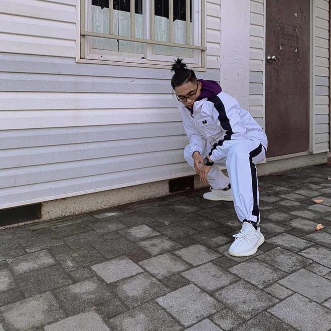 Săm soi gu thời trang sành điệu của em trai Sơn Tùng M-TP-3