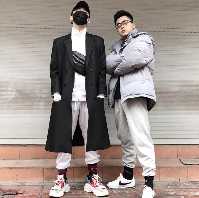 Săm soi gu thời trang sành điệu của em trai Sơn Tùng M-TP-6