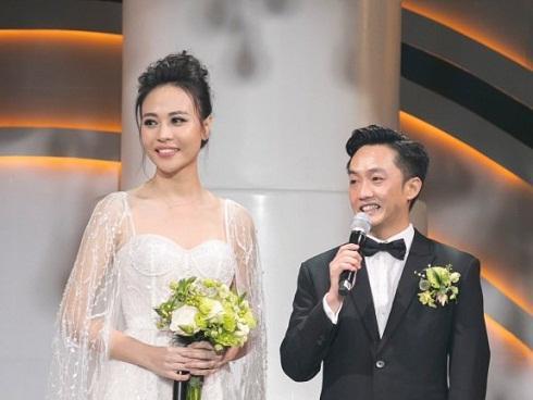 Cường Đô La cưới Đàm Thu Trang