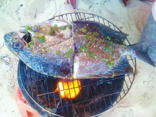 Những món ăn đắt xắt ra miếng ở hòn đảo Lý Sơn-2