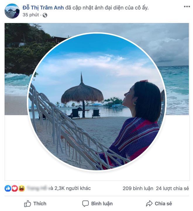 Hot girl Trâm Anh cập nhật lại Facebook bằng loạt ảnh mới toanh, mở lại cả bình luận ẩn ý muốn làm lại từ đầu sau chuỗi scandal?-4