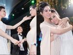 Đàm Thu Trang mới cưới được 10 ngày, Diệp Lâm Anh đã đề cập với bạn thân chuyện sinh con-9