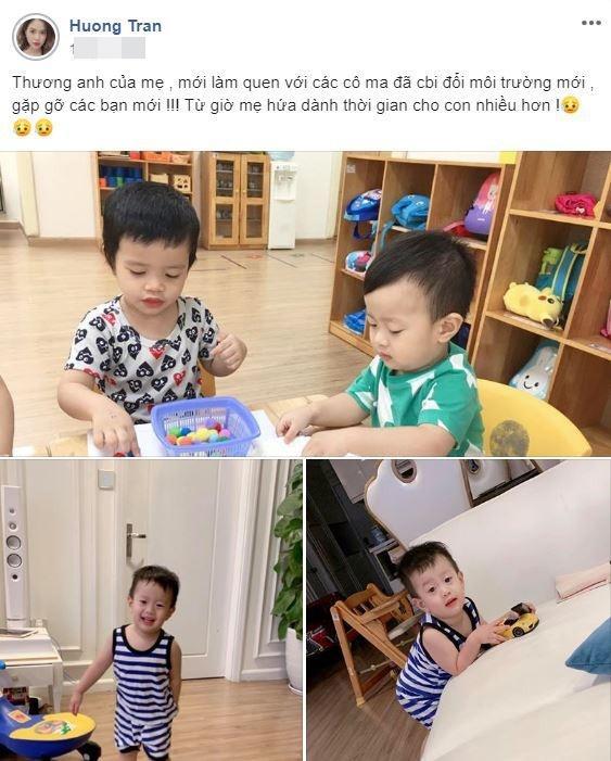 Việt Anh rao bán nhà, vợ cũ xót xa khi con trai chưa kịp quen đã phải chuyển nhà lẫn chuyển trường-2