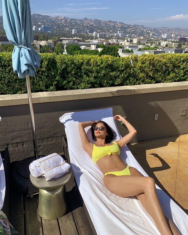 Bản tin Hoa hậu Hoàn vũ 30/7: Hoàng Thùy lộ vòng 1 to bất thường, vướng nghi án trùng tu để thi quốc tế-9