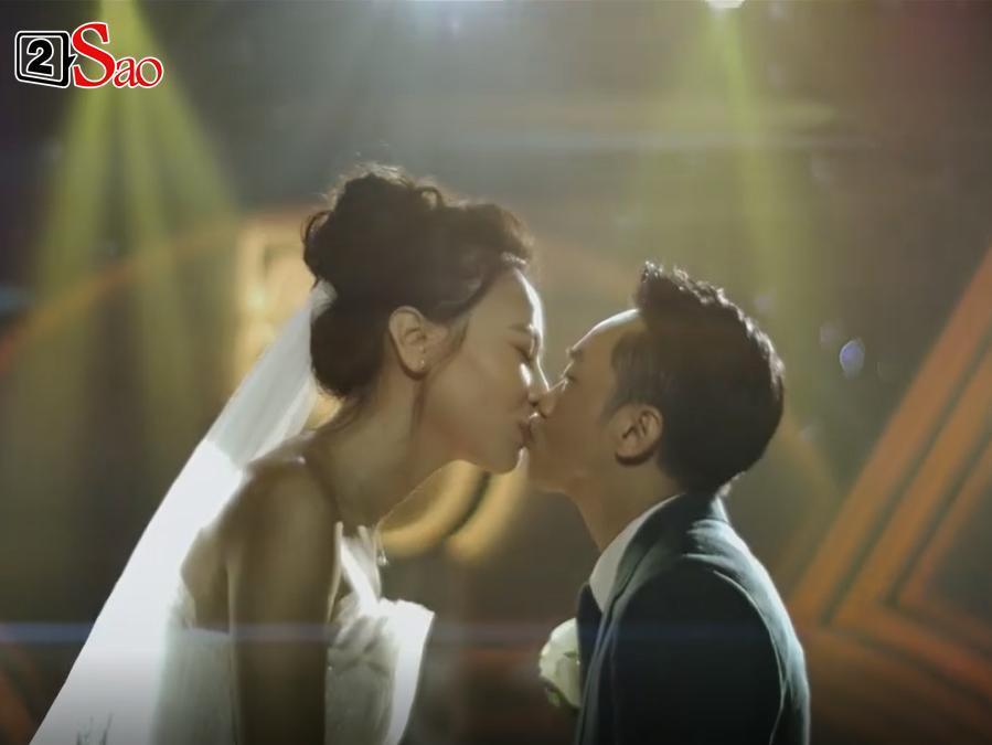 CLIP HOT: Cường Đô La - Đàm Thu Trang cùng bé Subeo cười rạng ngời hạnh phúc trong đám cưới cổ tích-6