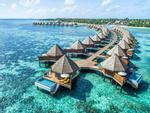 Thủy phi cơ độc nhất ở Maldives-1