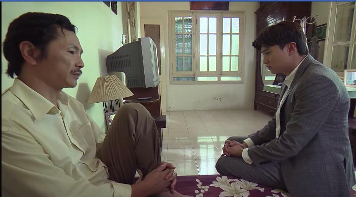 Vũ rơi nước mắt vì phải bán nhà để trả nợ trong tập 77 phim Về Nhà Đi Con-2