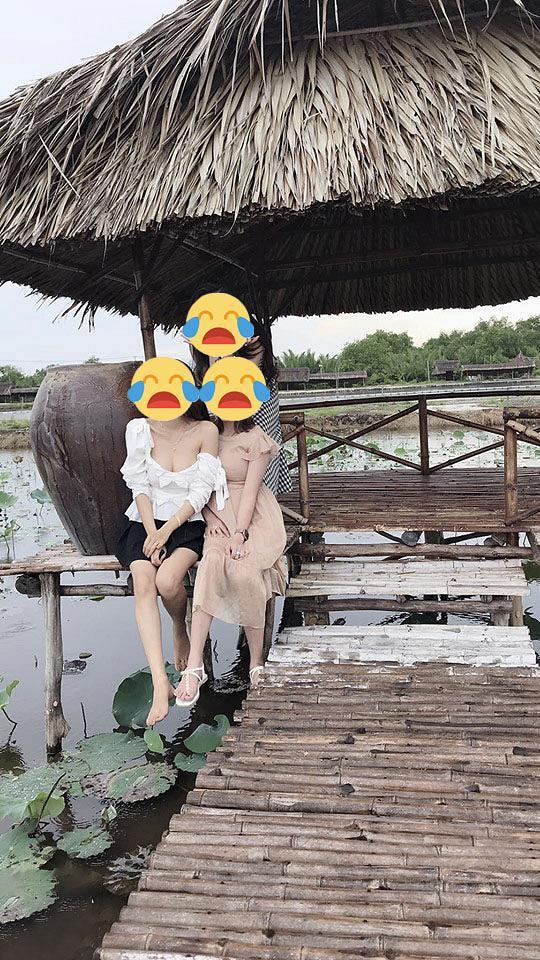 Dậy sóng MXH câu chuyện cô gái Sài Gòn mặc gợi cảm bị 3 người đàn ông quấy rối, đẩy xuống hồ vì không cho chụp ảnh cùng-5