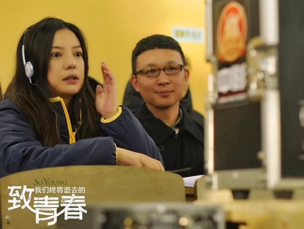 Triệu Lệ Dĩnh, Angelababy ế vai sau khi sinh con-3