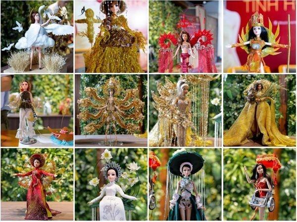 Không phải Bàn Thờ, 1 trong 3 thiết kế này mới là trang phục dân tộc của Hoàng Thùy tại Miss Universe 2019-1