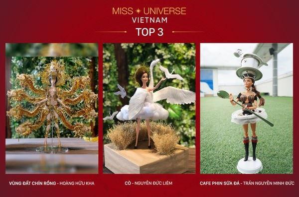 Không phải Bàn Thờ, 1 trong 3 thiết kế này mới là trang phục dân tộc của Hoàng Thùy tại Miss Universe 2019-3