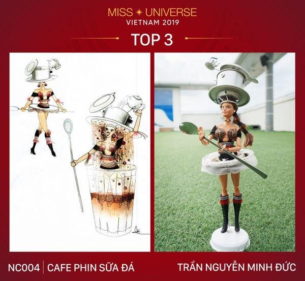 Không phải Bàn Thờ, 1 trong 3 thiết kế này mới là trang phục dân tộc của Hoàng Thùy tại Miss Universe 2019-4