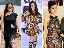 Không chỉ có phát ngôn gây sốc về 'người thứ ba', Kiều Thanh còn sở hữu gu thời trang nhức nhối không kém
