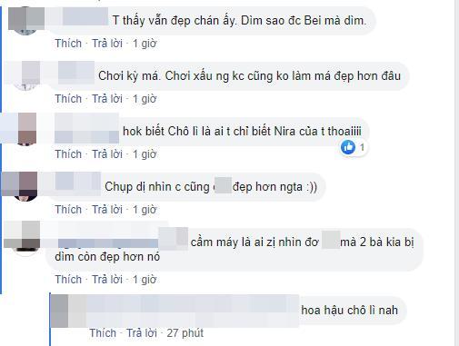 Đăng ảnh dìm hàng mỹ nhân Chiếc lá cuốn bay, Jolie Nguyễn bị dân mạng mắng xối xả vì quá sân si-3
