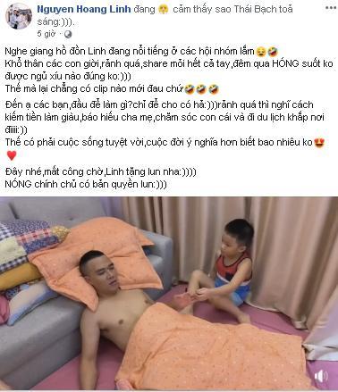 MC Hoàng Linh Chúng Tôi Là Chiến Sĩ phát điên vì cư dân mạng ngày đêm đòi link clip nóng-1
