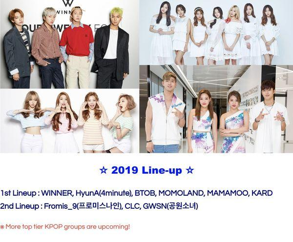 Bất ngờ biến mất khỏi line-up lễ hội K-ASIAN, nghi vấn BlackPink sẽ tham dự lễ trao giải VMAs 2019 tại Mỹ?-1