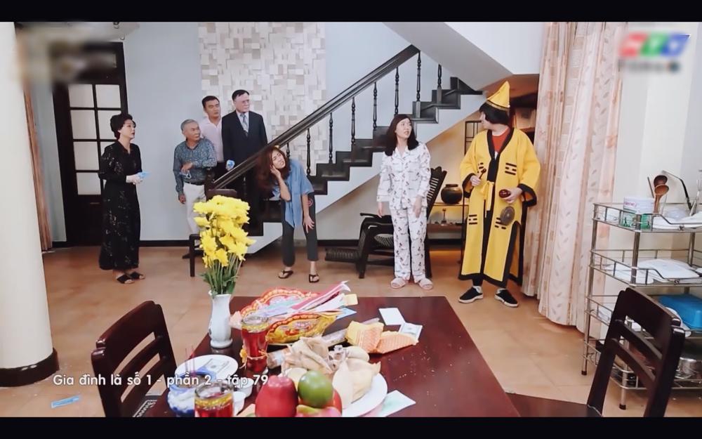 Giả vờ nhìn thấy ma, Diệu Nhi diễn xuất tài tình khiến người mua nhà phải bỏ chạy-7