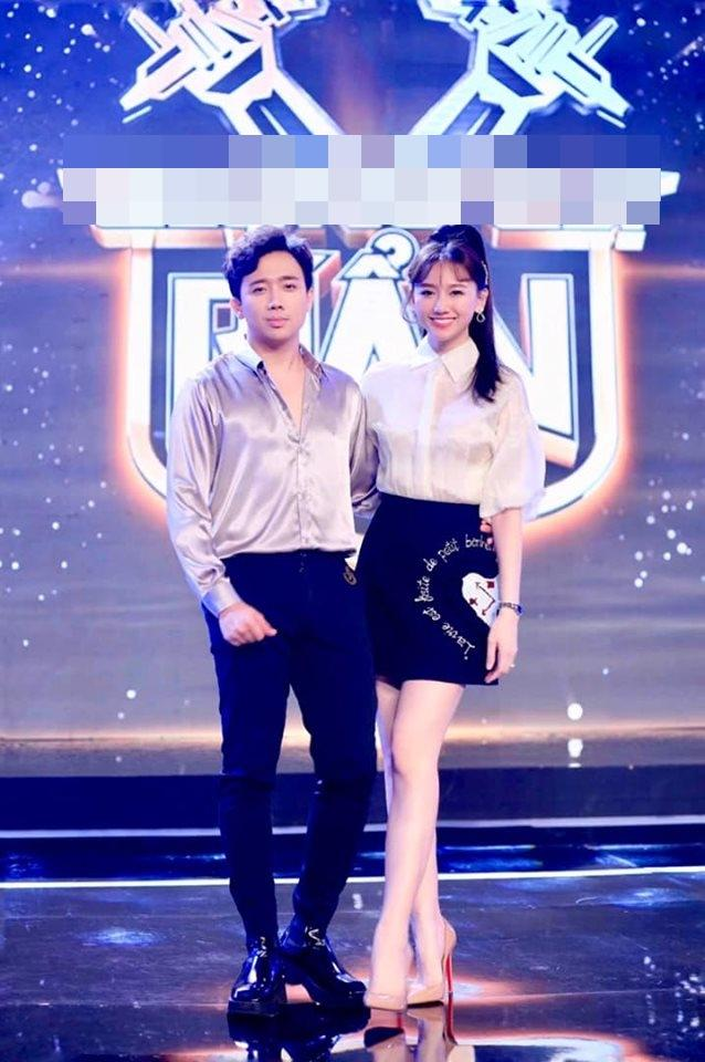 Hoa hậu Kỳ Duyên bị người tình tin đồn Minh Triệu hãm ăn dù đã giảm 10kg-9