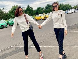 Hoa hậu Kỳ Duyên bị người tình tin đồn Minh Triệu hãm ăn dù đã giảm 10kg