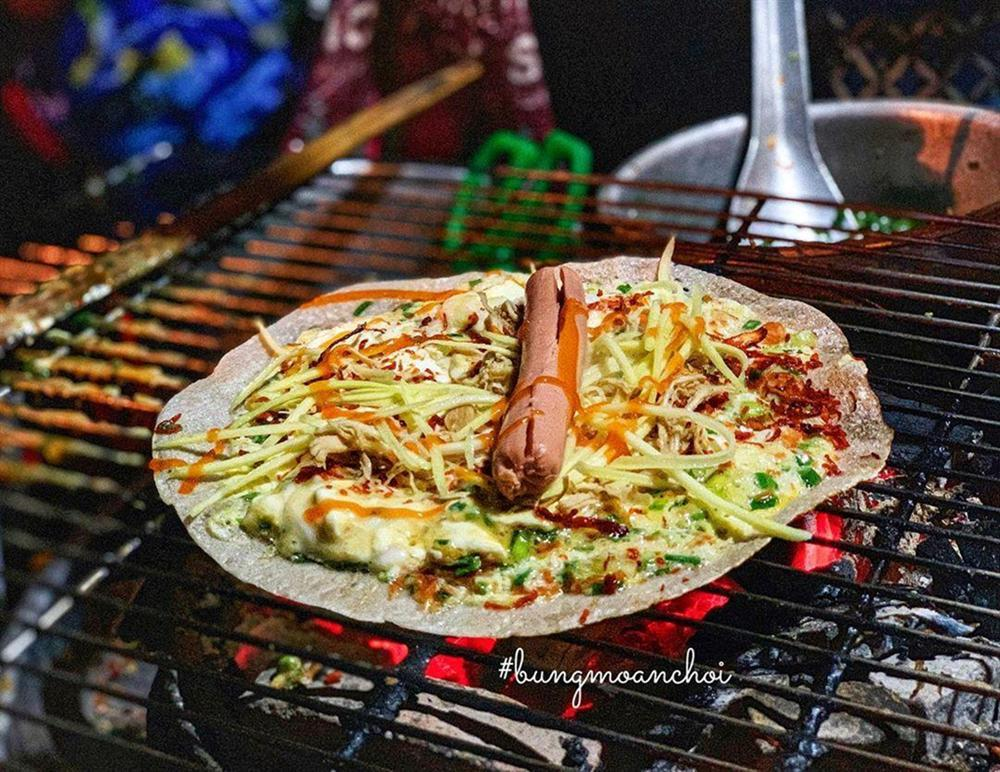 7 quán bánh tráng nướng giòn tan, nóng hổi cho ngày mưa Đà Lạt-3