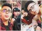 Thêm hội bạn 'cực phẩm' gồm em trai Sơn Tùng và hai bạn gái cầu thủ