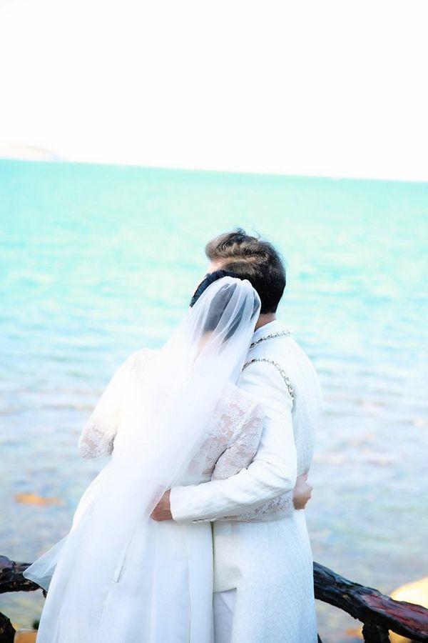 Ngọc Sơn tung ảnh cưới úp mở chuyện lấy vợ và chính thức đòi quà 'đại gia đình'-2