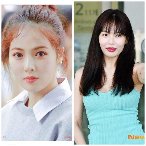 Fan tiếc hùi hụi khi HyunA ngày càng gầy gò bonus cặp môi xúc xích khó tiêu-1