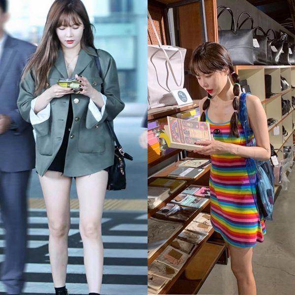 Fan tiếc hùi hụi khi HyunA ngày càng gầy gò bonus cặp môi xúc xích khó tiêu-2